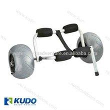Balloon Wheel Folding sea kayak cart china