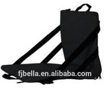 Folding Stadium Seat Bleacher Cushions Portable Sports Chair -Black