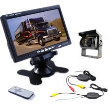 Factory Direct JXB7010 7 Inch Truck Bus Heavy Duty 5inch Inch Bus\/Car\/Truck\/ Truck Reverse Monitor