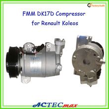 FMM DKS17D Car Aircon Compressor for Renault Koleos, OE# 926002216R, High Quality Car Air Conditioning Compressor for Renualt