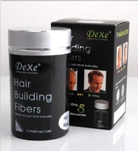 keratin hair thickening fibers, organic hair building fibers for hair loss treatment