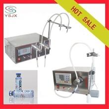 Magnetic pump oral solution filling machine