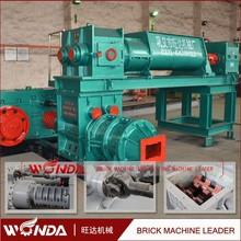 2015 PLC control clay brick making machine price in india