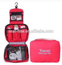 Simple Fashion Cosmetic Bag Waterproof Travelling Wash Bag Toiletry hanging Kit Men&Women Travel Organizer