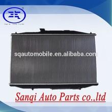 new hot high quality car parts aluminum auto radiator for suzuki swift