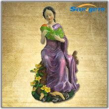 SGE807 Alibaba Website Goddess Saraswati Statue
