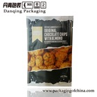 Plastic Food Packaging, Three Sides Seal Packaging Bag, Biscuit Packaging Bag