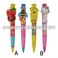 Hot selling promotional hello kitty pen hello kitty wholesale items /kawaii stationery