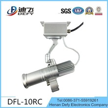 led ceiling light projector 10w 1000 lumens with rotating images