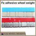 Fe adesivas de peso da roda
