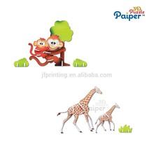 Children party souvenirs gift diy model mini monkey
