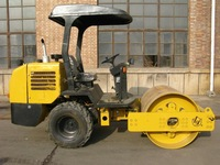 Best Price 3Ton Self-Propelled Vibratory Road Roller For Sale LSS203