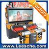 LSSM-007 twinkle light RAMBO I arcade games machine shooting machine coin pusher machine for sale RF 0110