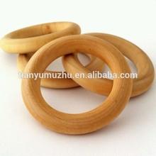 Organic Maple wood teething ring