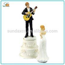 Fashion most popular crystal gem wedding decoration