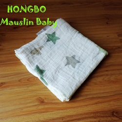 Factory High Quality Reasonable Price Baby Muslin Swaddle Blanket hot new products for 2015