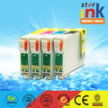 patente compatible cartucho de inyección de tinta auto reset chip para epson t0711 t0712 t0713 t071