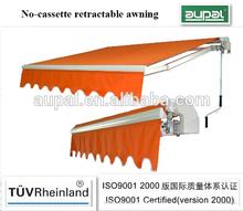 2014 High quality folding aluminum car shelter awning- CZCD3020-RM76