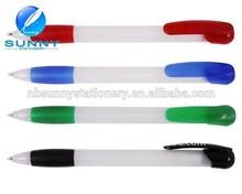 new shape promotional plastic ball pen.plastic ballpoint gift pen