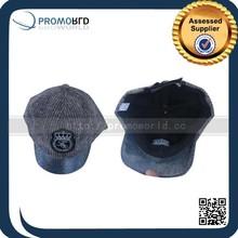Soccer Ball Knit Hat With Visor Knitting Pattern