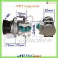 Compresor auto de ca planta de visteon hs15, mejora de la calidad del rc. 600.106, hs15 auto compresor de aire acondicionado