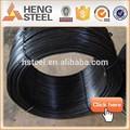 2.11mm negro recocido de alambre de acero