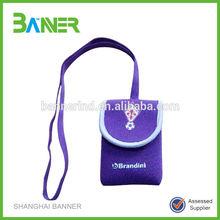 Unique Design Widely Used Cell Phone Shoulder Bag