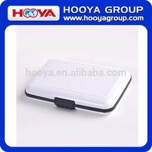 10.7*7*1.8cm Aluminium Credit Card Holder/Credit Card Wallet/Card Guard