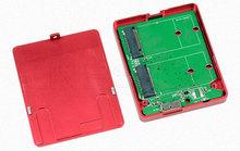 """Internal Adapter Hard Disk 3.5"""" HDD Aluminum USB 3.0 To SATA Enclosure"""
