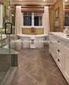 ดูหินอ่อนรูปแบบกระเบื้องพื้นลามิเนตที่ดีพื้นไวนิลสำหรับห้องน้ำ