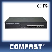 COMFAST CF-S1000P8 Dubai Wholesale Market 8 ports POE Switches Gigabit Ethernet
