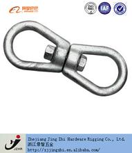 Hardware swivel rings chain swivel double eye swivel