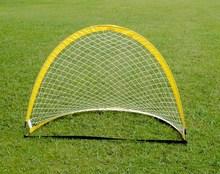 EASY STORAGE football goal net Soccer goal net for training