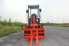 Qingdao Everun 800KG Loading Capacity small wheel loader ER06,Hoflader,Radlader China for sale (New generation)