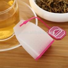 Hot Sale New Design leaf Shape Silicone tea strainer