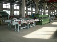 Wood veneer slicing machine