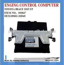 toyota hiace 2TR engine control computer 89661-26D40