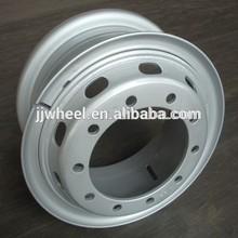 20 inch used semi steel truck wheels assembly