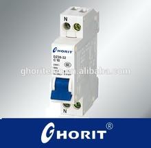C16 DPN(DZ30L-32) Plastic Fire-resisting 1p Mini Circuit Breaker