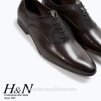 Italian brand name fashion dress shoes for men