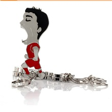 2015 China Factory Cheap Wholesale Best Selling Design Your Own Key Ring Bottle Opener