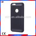 Chinesische produkte handy-zubehör für apple iphone 6 brieftasche Hybrid-Abdeckung schwarze gold rosa rot azurblauen