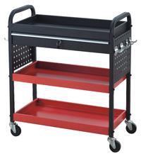 Professional 72 empty trailer max steel portable aluminium truck tool box