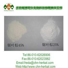 Inhibit Prostate Hyperplasia Saw Palmetto Extract from American Saw Palmetto Fruit