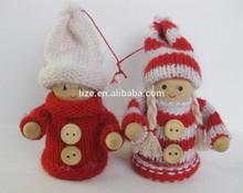 Christmas items decoration doll