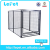 large metal steel pet dog cage crate kennel