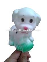 Popular lovely dog desgin plastic cartoon Air Bicycle Bell