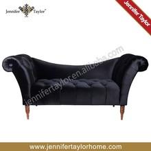 Home furniture 2 seat arm chair sofa
