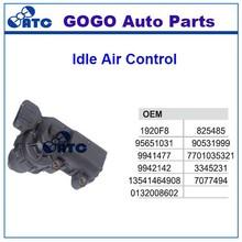 High Quality Idle Air Control Valve OEM 1920F8 825485 95651031 90531999 9941477 7701035321 9942142 3345231