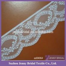 ntl008# garment accessories embroidery design decorative lace trim